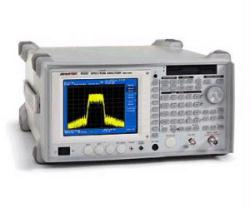 ADVANTEST R3267/1/61/64 SPECTRUM ANALYZER, 100 HZ-8 GHZ, OPT. 1/61/64
